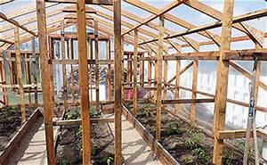 Faire Sa Serre En Polycarbonate : france jardinage projets au jardin autosuffisance et ~ Premium-room.com Idées de Décoration