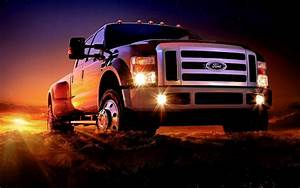 Ford Pick Up Wallpaper HD Wallpaper | WallpaperLepi