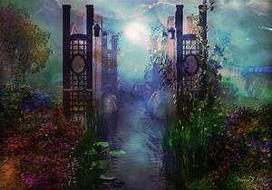 Mystical Gardens by vincent wiegand - Advanced Photoshop
