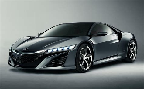 toronto acura nsx concept getting closer to production