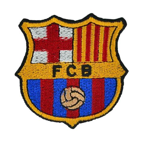 The ultimate home for fc barcelona news, transfers, rumors, signings, and all things barca and lionel messi! Aplique escudo Barça - Pegatinas Ropa Online - Mercería ...