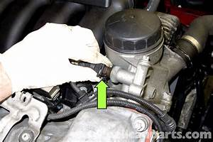Bmw E90 Engine Temperature Sensor Replacement