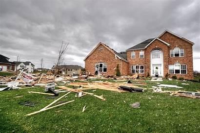 Damage Tornado Illinois Wind Insurance Commons Wikimedia