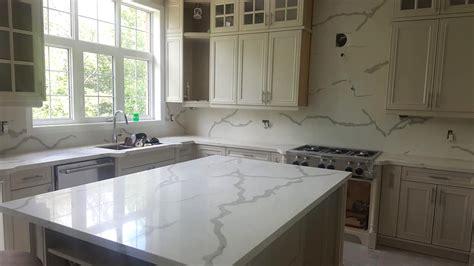 marble kitchen islands calacatta white quartz countertops