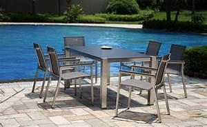 Table De Jardin Aluminium Jardiland : tendance d coration du jardin et design exterieur ~ Melissatoandfro.com Idées de Décoration