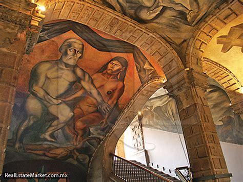 Jose Clemente Orozco Murales San Ildefonso by La Historia De M 233 Xico A Trav 233 S Arte