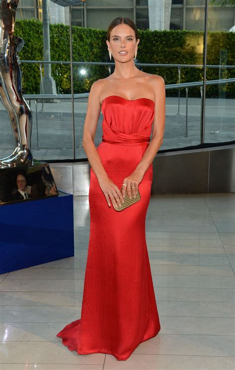 Alessandra Ambrosio Cfda Fashion Awards New York