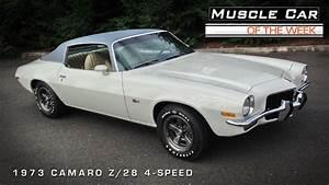 Muscle Car Of The Week Video  74  1973 Camaro Z28 4