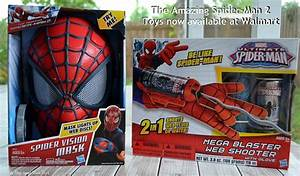 The Amazing Spider-Man 2 Toys + $100 Walmart GC Giveaway ...