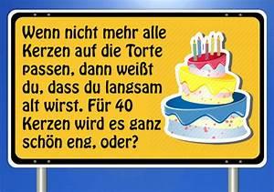 Geburtstagssprüche 30 Lustig Frech : gl ckw nsche und spr che zum 40 geburtstag ~ Frokenaadalensverden.com Haus und Dekorationen