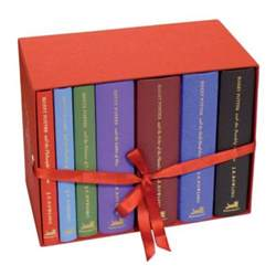 Harry Potter UK Book Set