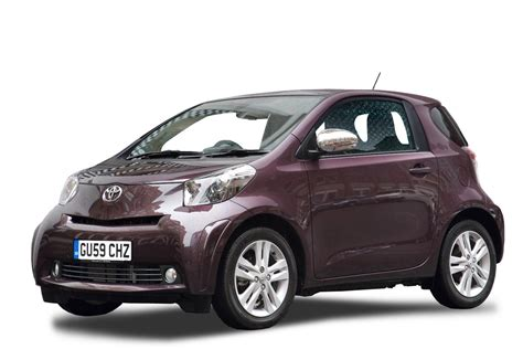 Toyota Iq City Car Review Carbuyer