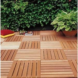 Dalle De Terrasse Pas Cher : dalle exotique 50 x 50 x 2 4 cm dalle de terrasse ~ Premium-room.com Idées de Décoration