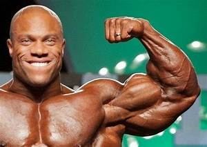 Mr Olympia Phil The Gift Heath Biceps Workout Routine 2014
