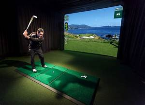 Vaughan Golf Lessons Tee Times Indoor Golf