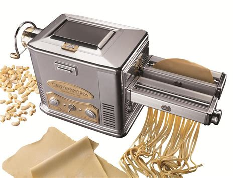 marcato ristorantica commercial pasta machine 110v italian electric buy at the1 best price