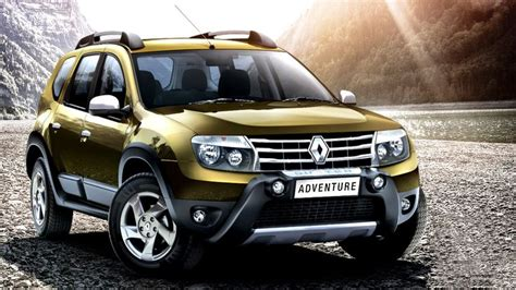 New Price Release 2016 Renault Duster Review Front View