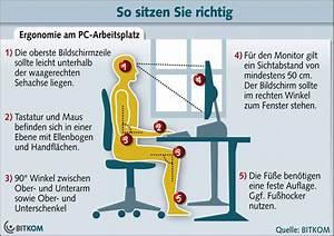 Wie Putze Ich Fenster Optimal : leitfaden zum richtigen sitzen wie stellt man den b rostuhl richtig ein wie sitze ich ~ Markanthonyermac.com Haus und Dekorationen