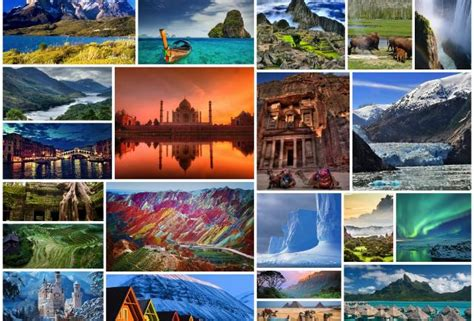 Most Beautiful Places The World Visit
