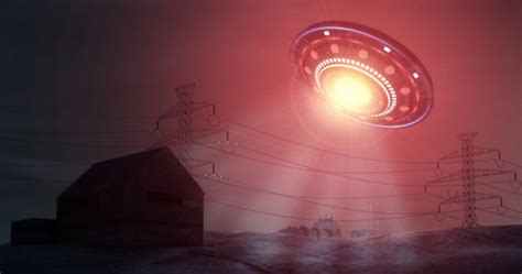 10 Old Reports Of Strange Lights In The Sky Listverse