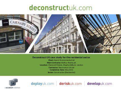 pin  deconstruct uk  asbestos removal construction
