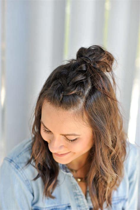 braided     hairstyle tutorial  style vita