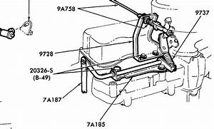 Ford C6 Transmission Diagram