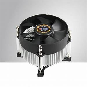 Refroidisseur D Air : refroidisseur d 39 air cpu intel lga 775 avec ventilateur ~ Melissatoandfro.com Idées de Décoration