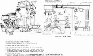 Troy Bilt Tb42  13a8a1ks066   2016  Parts Diagram For Cable