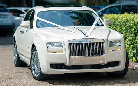 Luxury Wedding Car Hire Sydney