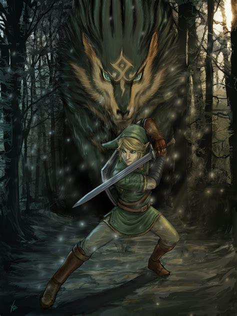 Link Wolf Final By Yamaorce On Deviantart