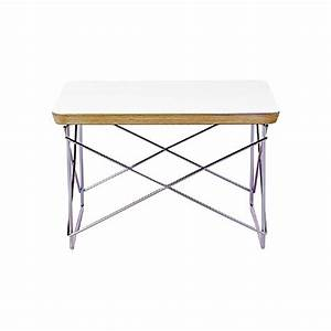 for rent eames wire base low tables formdecor With letter table rental