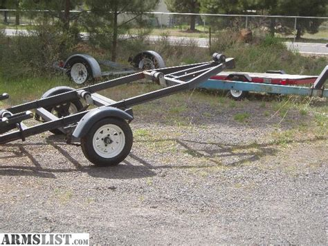 Drift Boats For Sale Bend Oregon by Armslist For Sale Trade Tilting Boat Trailer