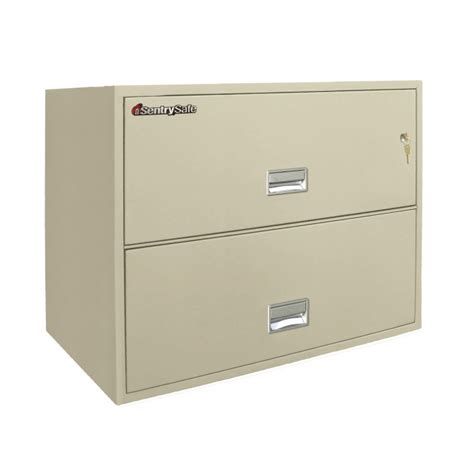 Sentry 2l3600 2 Drawer File Cabinet With Fire Rating