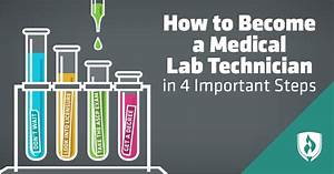 How To Become A Medical Lab Technician In 4 Important