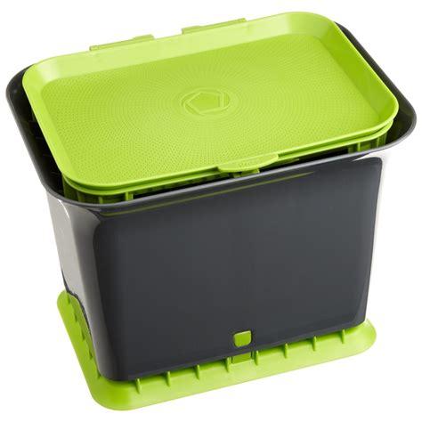 Fresh Air Kitchen Compost Collector Composting Bin