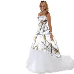 camo wedding dresses dressed up - Snow Camo Wedding Dresses