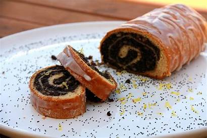 Polish Cake Poppy Seed Makowiec Cakes Kerst