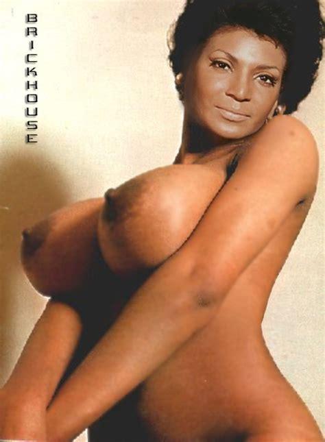 Nichelle Nichols (Lt. Uhura of Star Trek Fame) Fakes - PornHugo.C