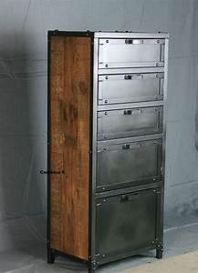 Vintage Industrial Möbel : custom made vintage industrial lingerie chest industrial living pinterest m bel ~ Sanjose-hotels-ca.com Haus und Dekorationen