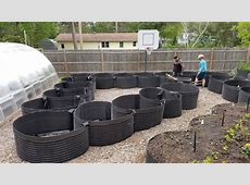 AddOn Raised Beds – Garden Circles Raised Beds