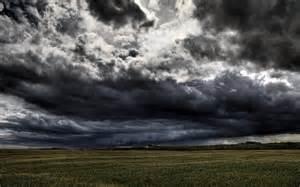 Dark Stormy Skies