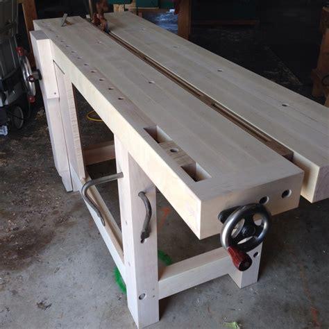 split top roubo bench   surprise