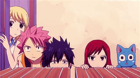 fairy tail kawaii anime photo  fanpop