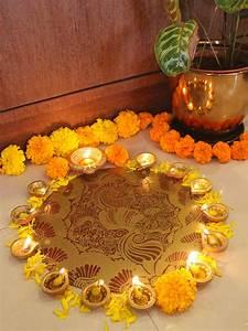DIY Mehendi Inspired Diwali Trays