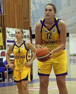 "Bianca Elena Blanaru – 195cm (6'5"") Tall Basketball Player"