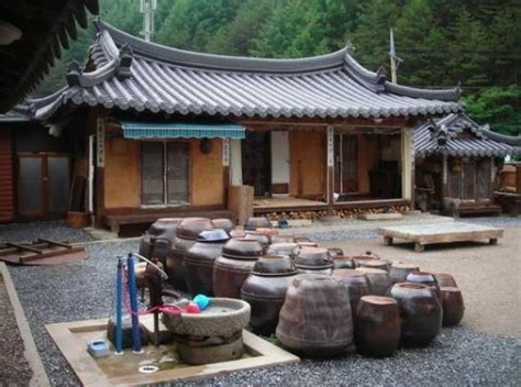 traditional korean guest house