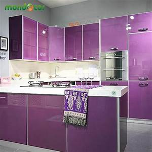 aliexpresscom buy modern vinyl diy decorative film pvc With kitchen cabinets lowes with colored sticker paper