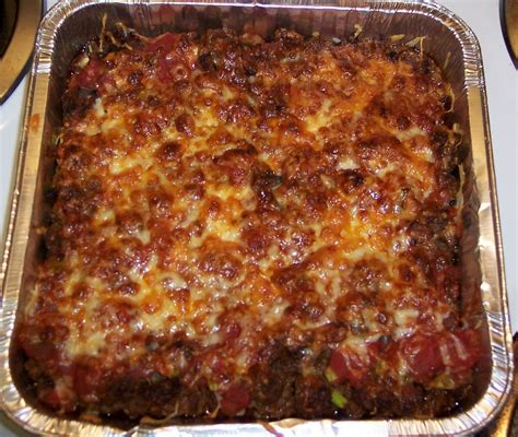 It's also low carb and whole30 friendly. Low-carb Mexican Casserole