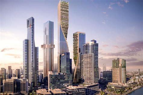 australia s tallest skyscraper risks turning melbourne into asian mega city abc news